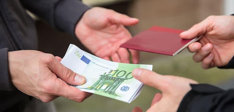 דרכון פורטוגלי מחירים ועלויות