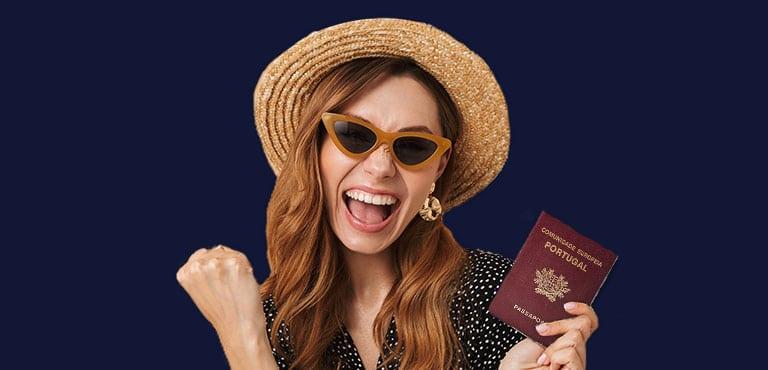דרכון פורטוגלי - יתרונות מרכזיים