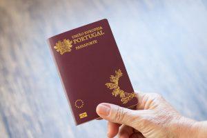 דרכון פורטוגלי שמות משפחה
