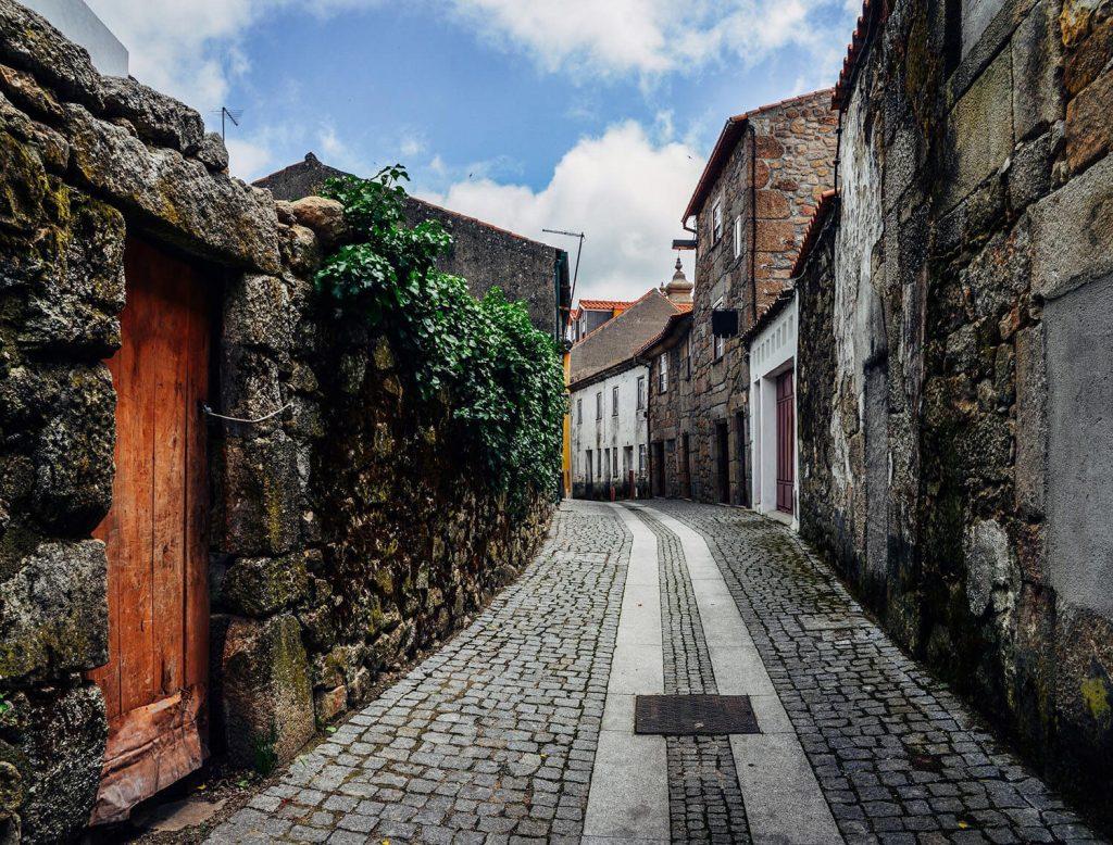 הרובע היהודי העתיק בפורטוגל