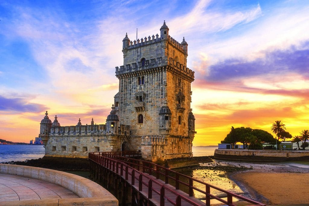 ליסבון-פורטוגל מגדל בלן