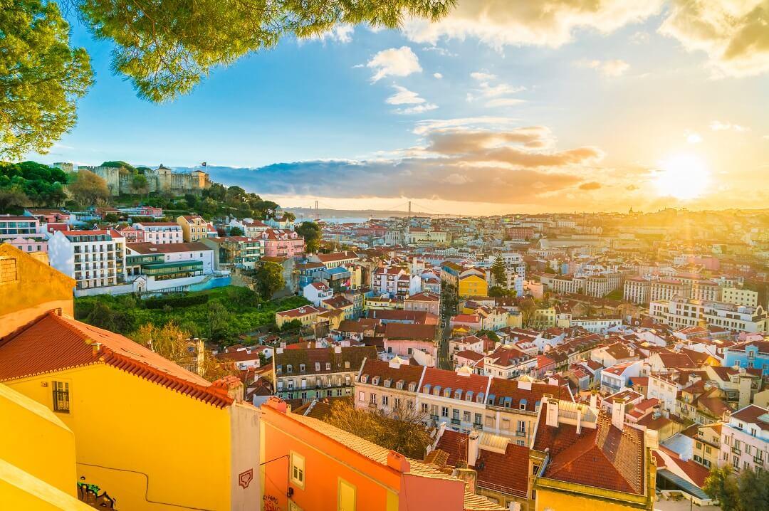 ליסבון. נחשבת לאחת מהערים עם סצנת הלהט״ב הפעילה ביותר