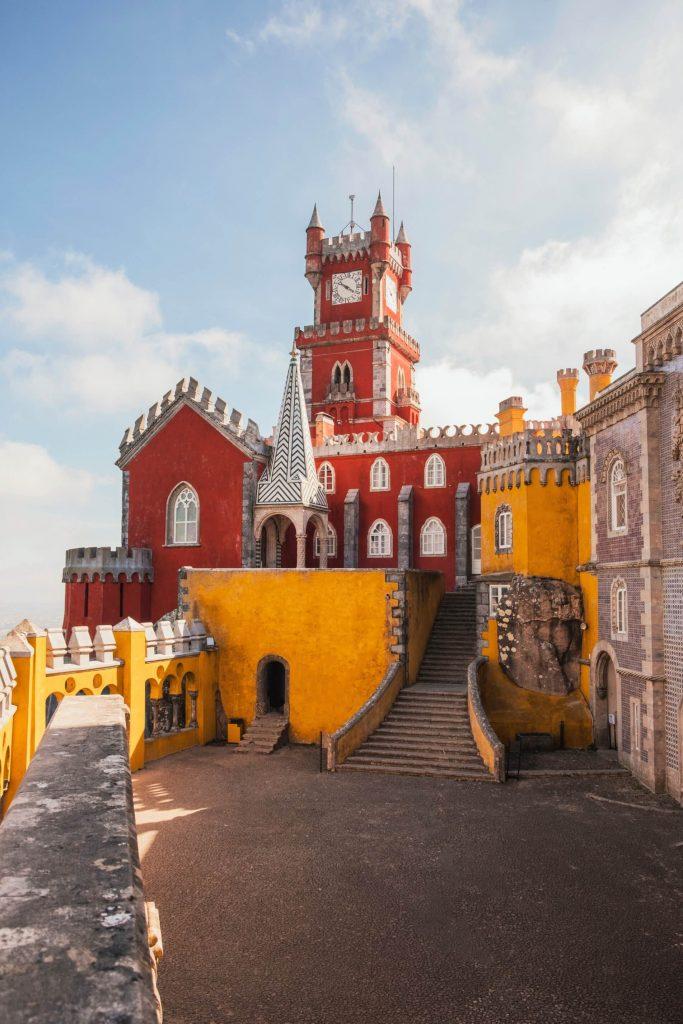 סינטרה, פורטוגל. תמונות שעושות חשק גם למשקיעים