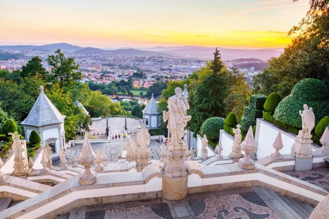 מדרגות לגן עדן – בארגה פורטוגל
