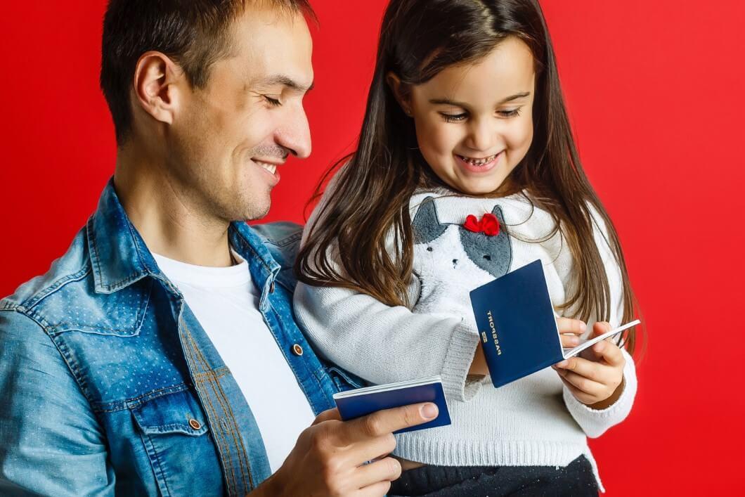 לתת את הטוב ביותר לעתיד שלה - עם דרכון פורטוגלי