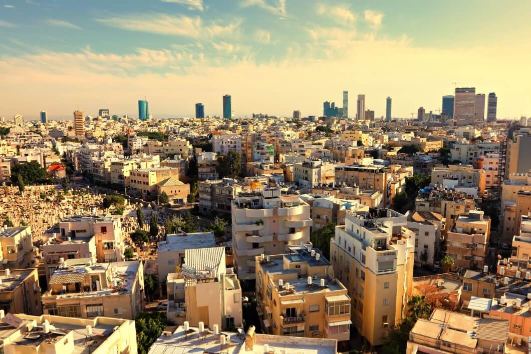 תל אביב. גן עדן לבעלי דירות שלושה חדרים, לא משופצות