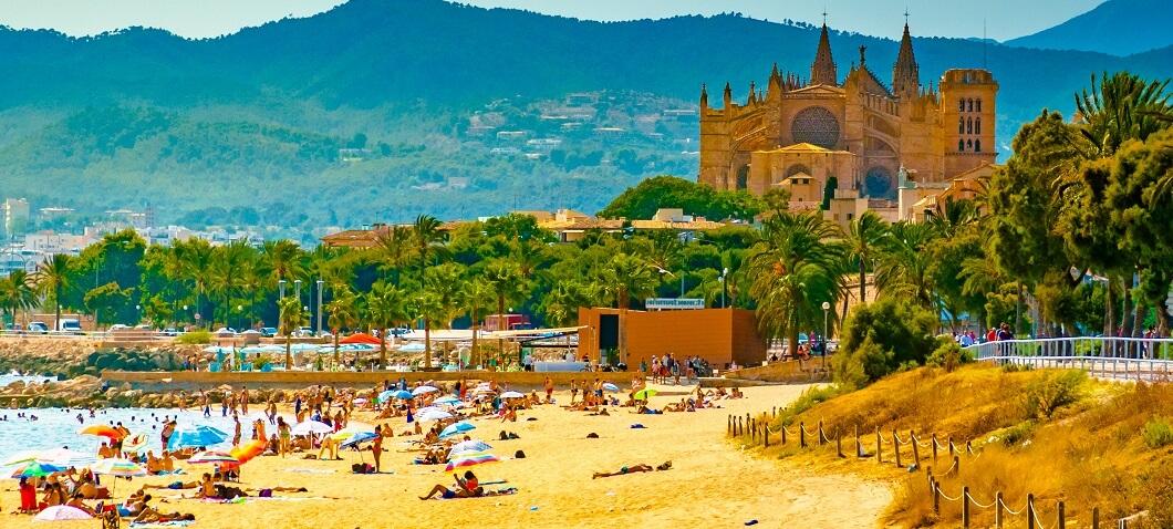 עם דרכון אירופאי תוכלו להתמקם בכל מקום שתרצו ביבשת. בתמונה: פלמה דה מיורקה, ספרד
